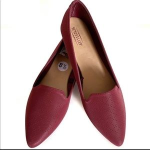 New Seychelles Perforated Flats